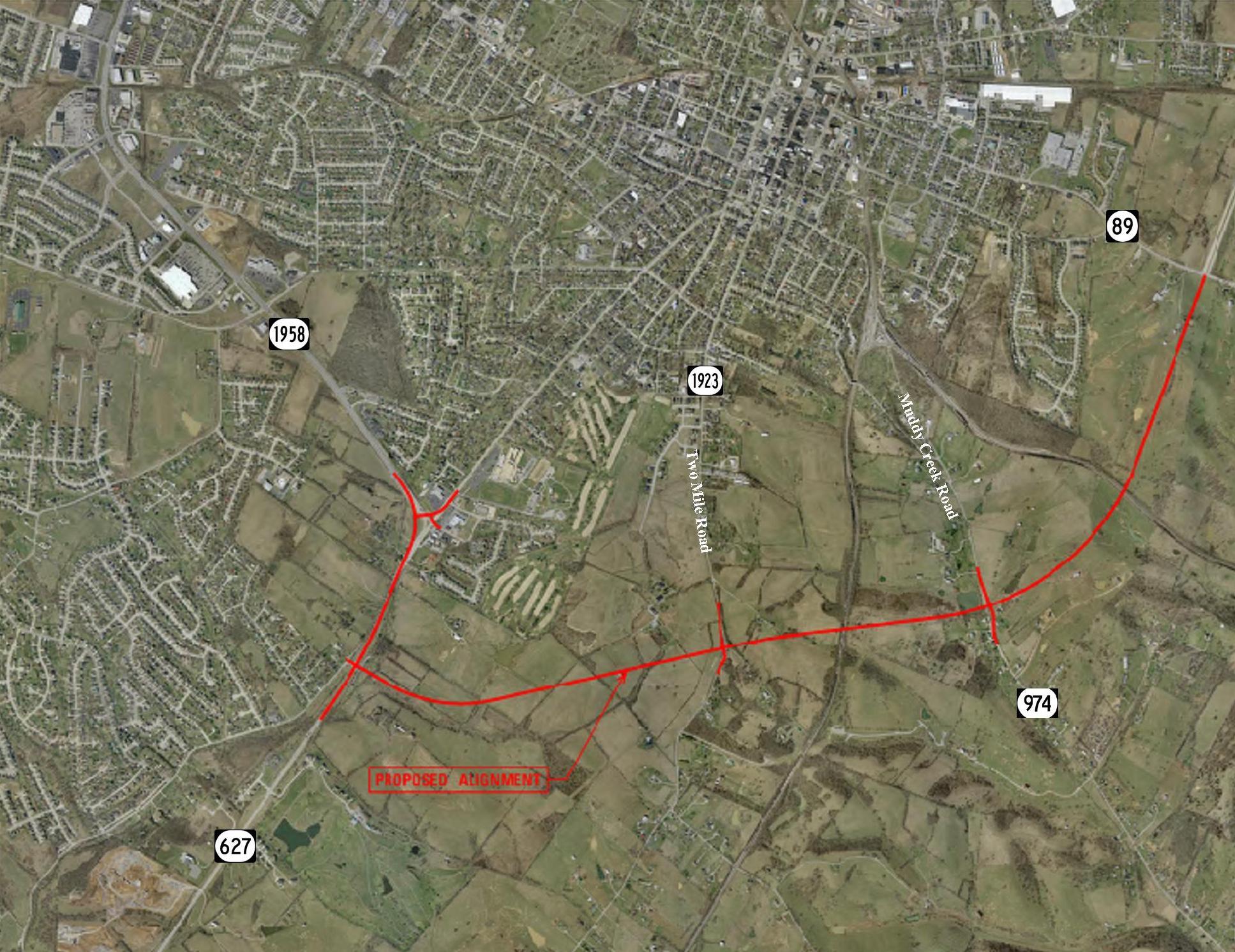 Veterans Memorial Parkway Extension | KYTC