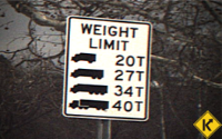 Bridge Weight Limits